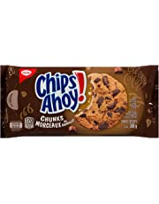 CHIPS AHOY! Chocolate Chunks Cookies, 1 Resealable Pack (300g)