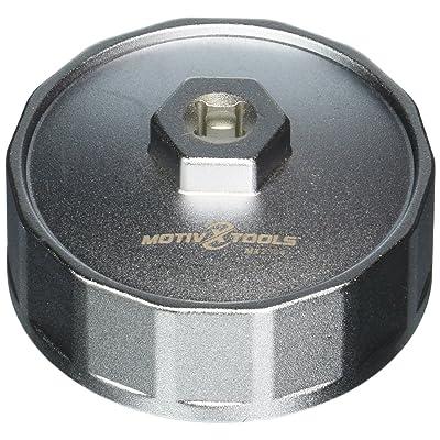 Motivx Tools 84mm 14 Flute Oil Filter Wrench for Mercedes Dodge & Jeep 3.0L Diesel Engines: Automotive