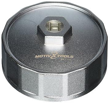 Motivx Tools 84mm 14 Flute Oil Filter Wrench for Mercedes Dodge & Jeep 3 0L  Diesel Engines