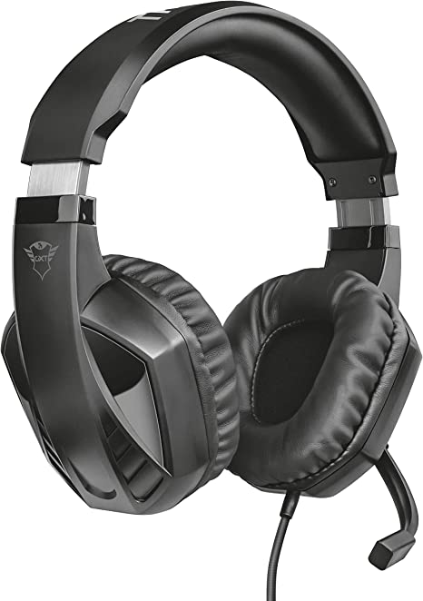 Trust GXT 412 Celaz - Auriculares Gaming para PC, Laptop, Playstation 4, Xbox One y Nintendo Switch, Negro: Amazon.es: Informática