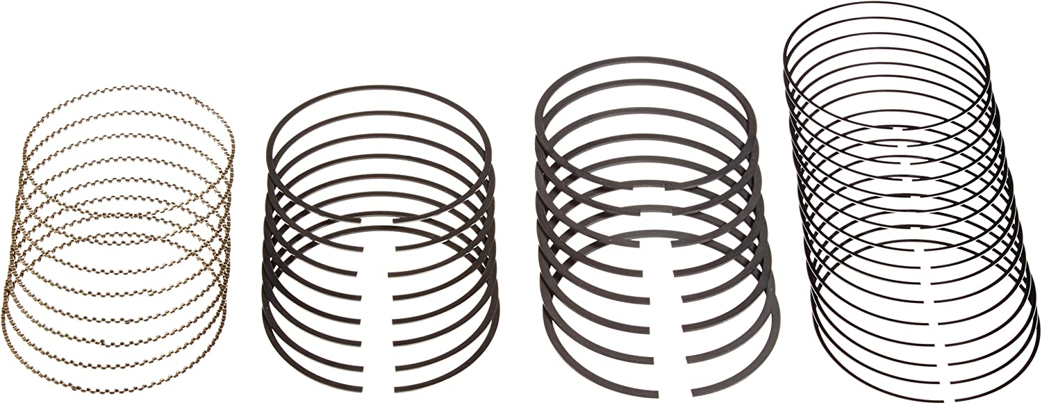 Hastings 2C5688S Single Cylinder Piston Ring Set