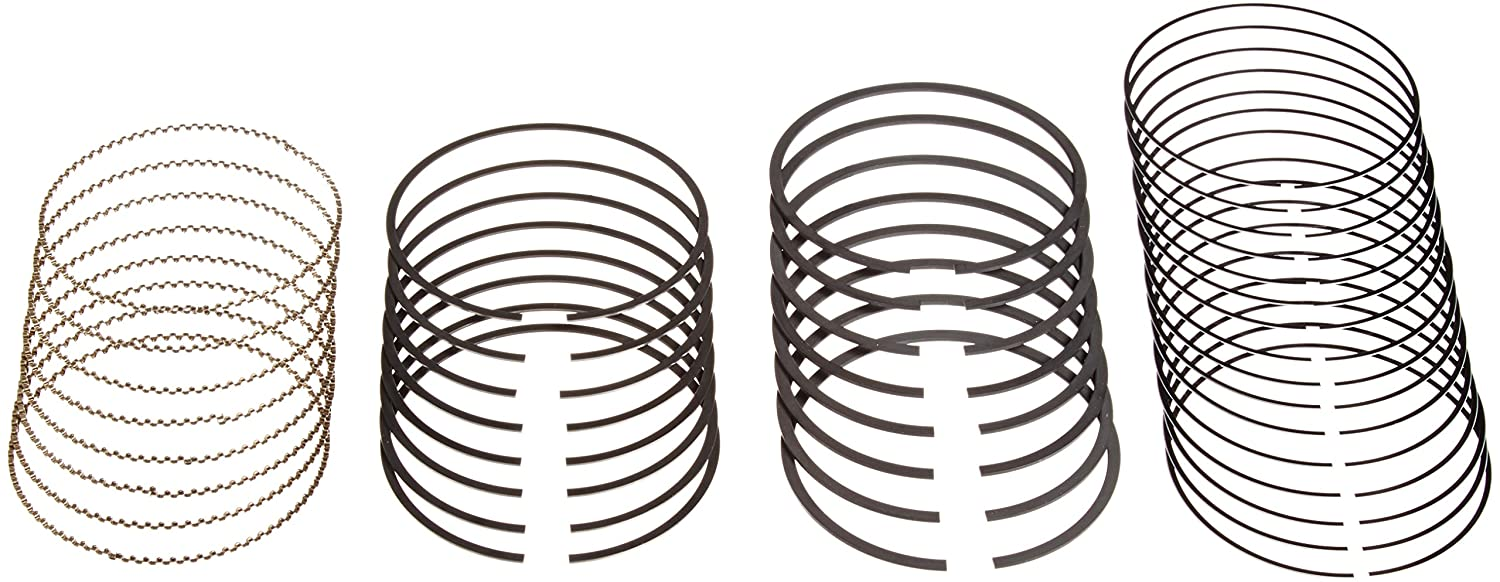 Hastings 2M5170 8-Cylinder Piston Ring Set