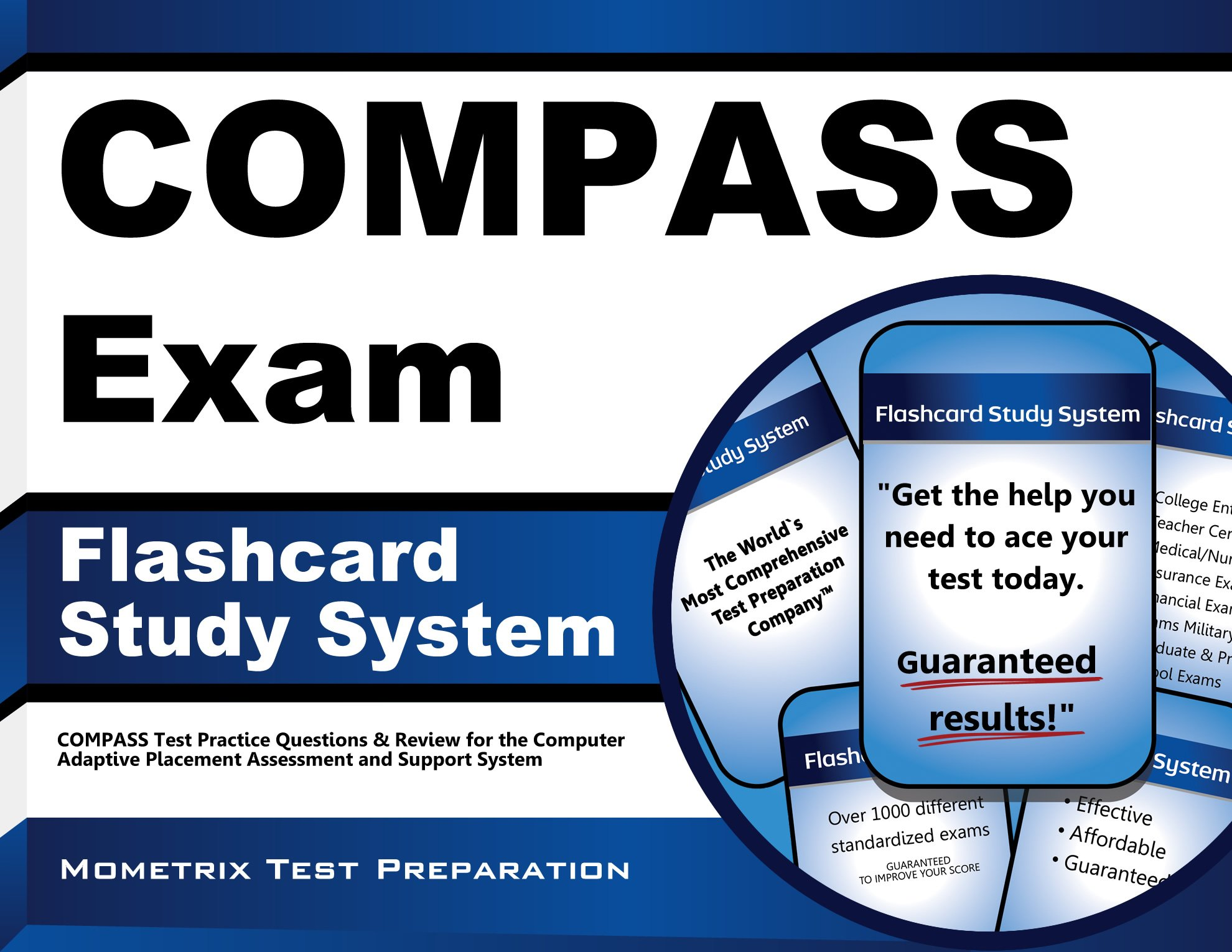 Compass Exam Study System Practice Questions And Review For The