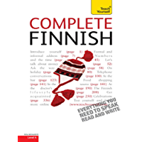Complete Finnish Beginner to Intermediate Course: EBook: New Edition (Teach Yourself Audio eBooks) (English Edition)