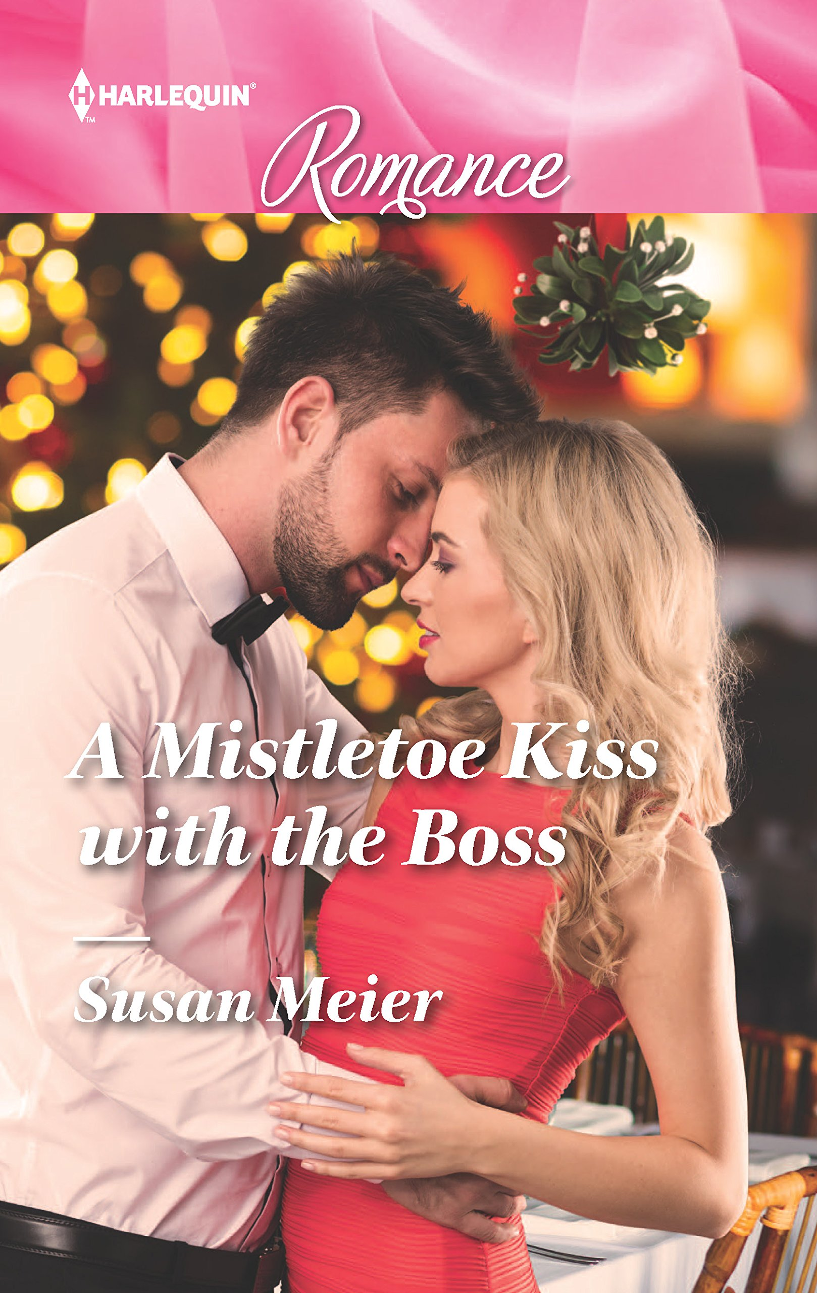 A Mistletoe Kiss with the Boss (Harlequin Romance)