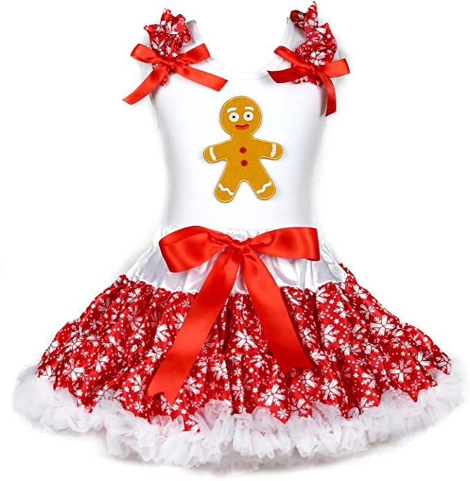 Petitebella 6th Fathers Day White Shirt Dots Pink Petal Skirt Set Nb-8y