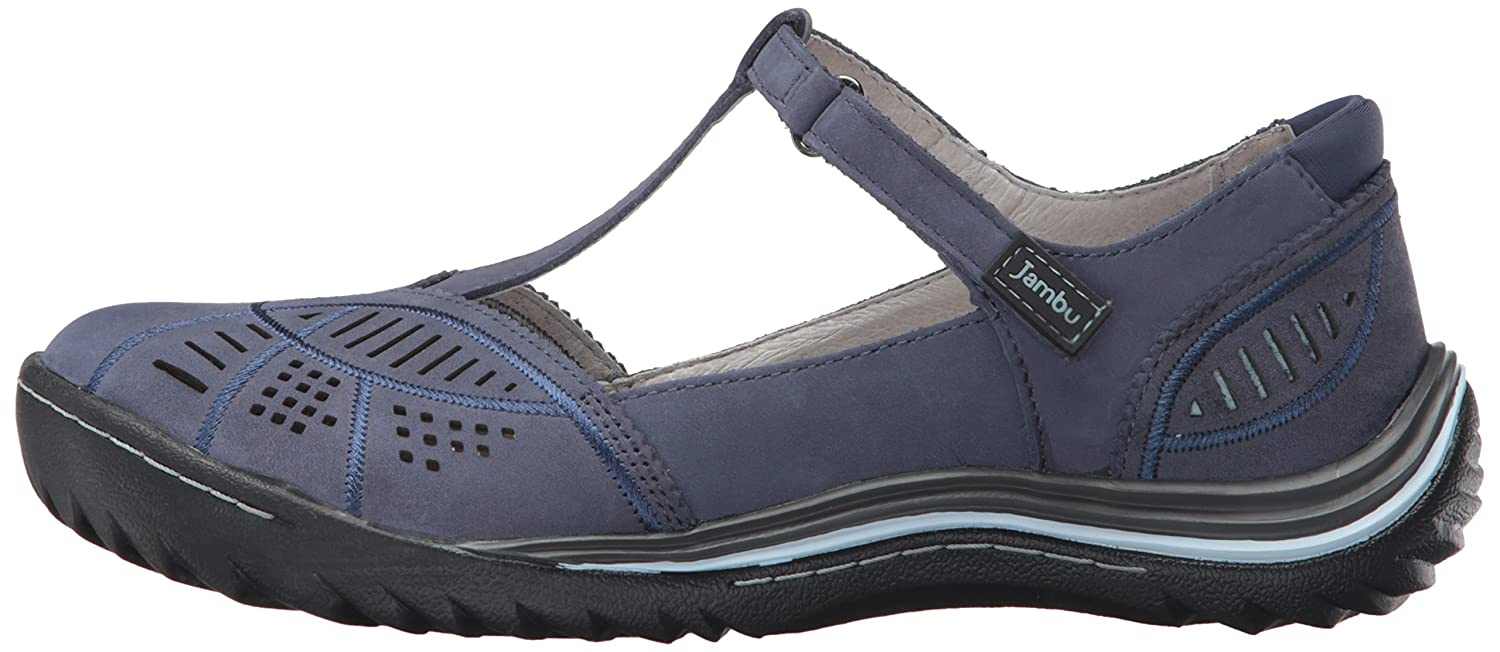Jambu 7 Women's Bridget Flat B019SBWKDG 7 Jambu B(M) US|Denim Blue 0f5819