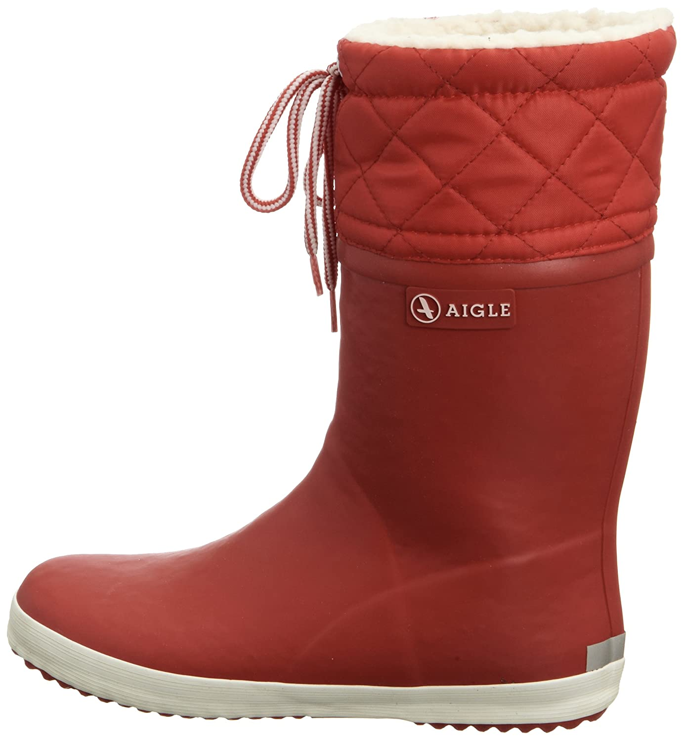 EUR. 38 Aigle Giboulee red US 7.5-8