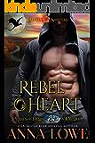 Rebel Heart (Aloha Shifters: Pearls of Desire)