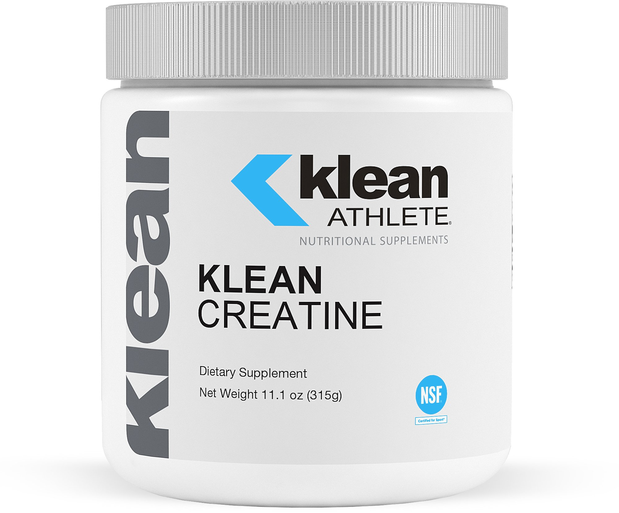 Klean Athlete - Klean Creatine - Supports Muscle Strength, Performance, and Recovery from Strenuous Exercise - NSF Certified for Sport - Unflavored - 11.1 oz (315 g)