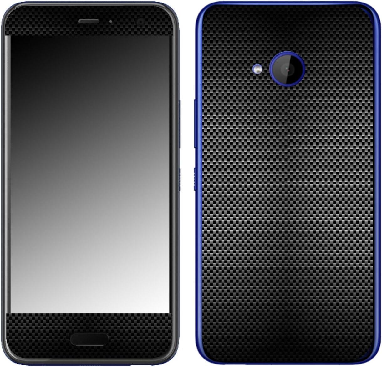DISAGU SF de 108506 _ 541 Diseño Skin para HTC U11 Life – Diseño Carbon Look No. 4