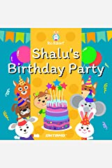 Shalu's Birthday Party (Ria Rabbit Book 5) Kindle Edition