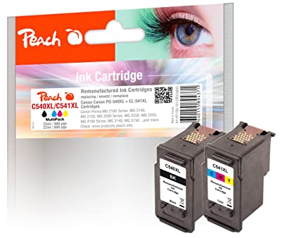 Peach 316603 cartucho de tinta - Cartucho de tinta para impresoras ...