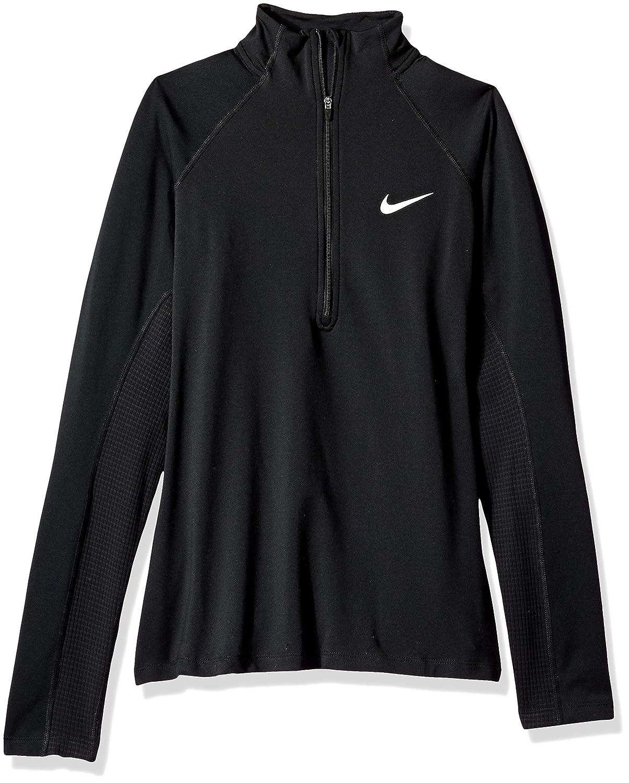 Nike Pro Warm Women s Long Sleeve 1 2-Zip Training Top
