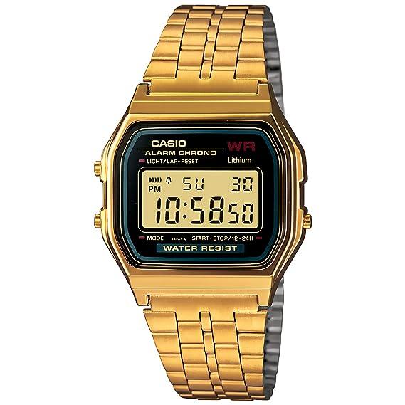 32300da7754a Casio A159WGEA-1VT Reloj Digital