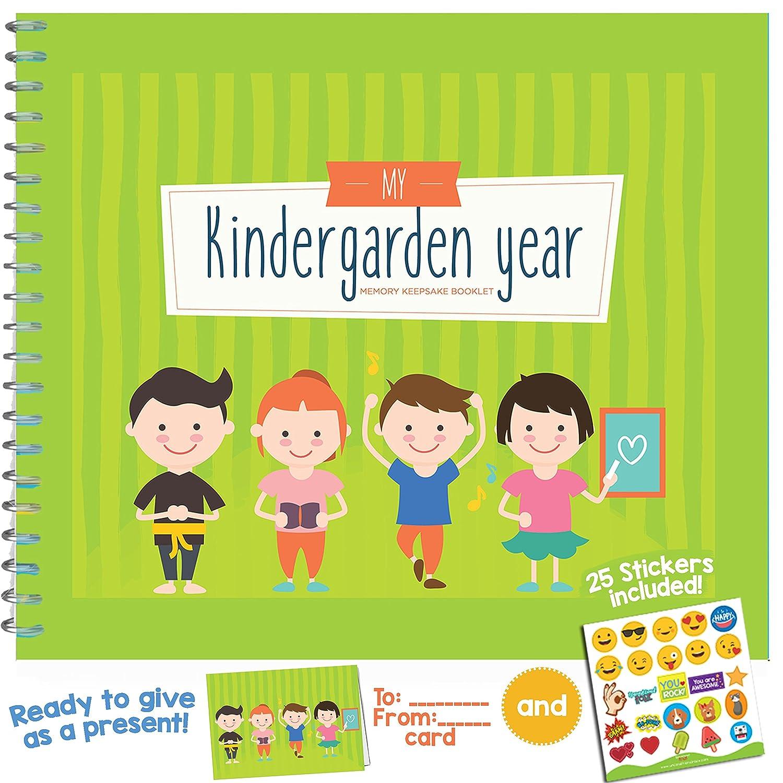 My Kindergarden anno–Beautiful Baby 6x 8GB RAM ricordi diario per scuola materna, bambini, scuola materna e Day Care. Unconditional Rosie