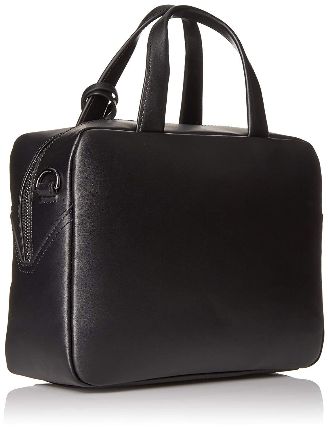 A X Armani Exchange Smooth Pu Satchel