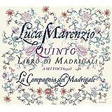 Marenzio: Quinto Libro di Madrigali a sei voci (1591)