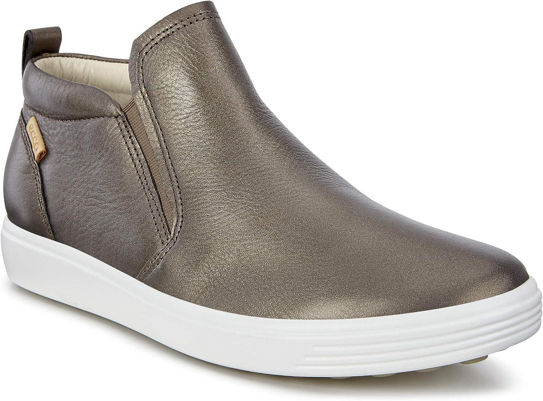 ECCO Womens Soft 7 Slip on Boot Sneaker: Amazon.ca: Shoes