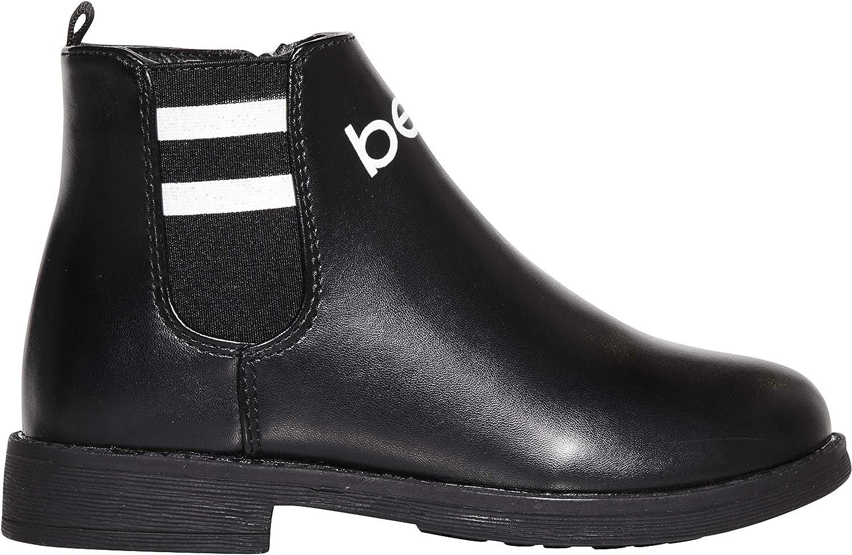 Big Kid Varsity Chelsea Boots Easy Slip