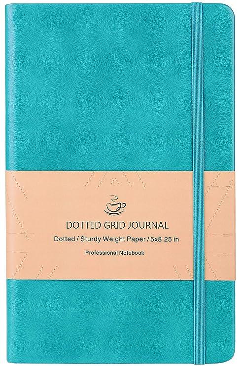 Amazon.com: Bullet Journal – Cuaderno de tapa dura con ...