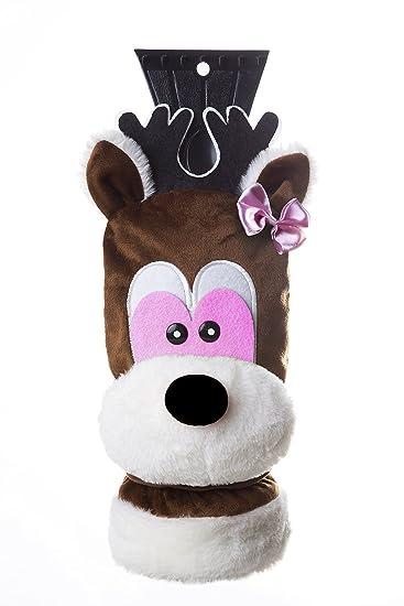 Amazon Com Reindeer Ice Scraper Mitt By Hailstone Best Ice Scraper