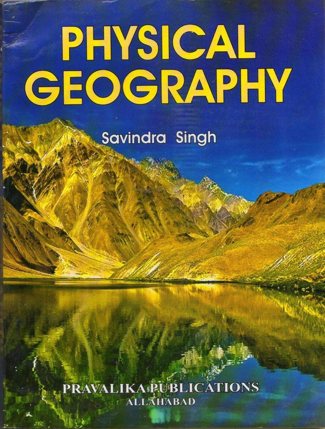 Amazon In Buy Physical Geography Book Online At Low Prices In India