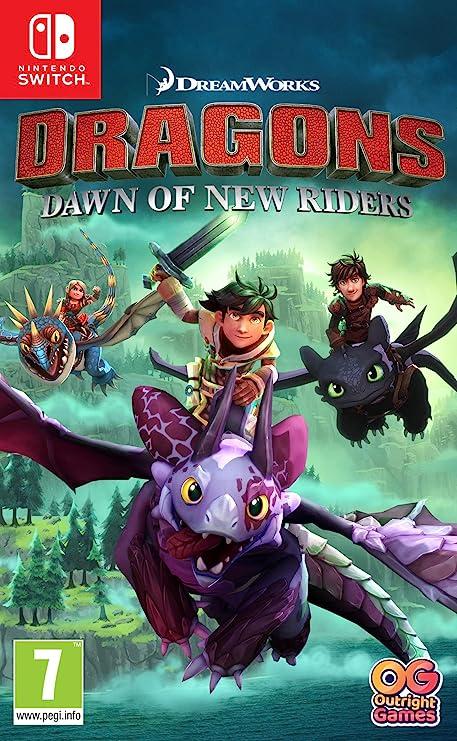 Dragons: Dawn Of New Riders NSW: Amazon.es: Videojuegos
