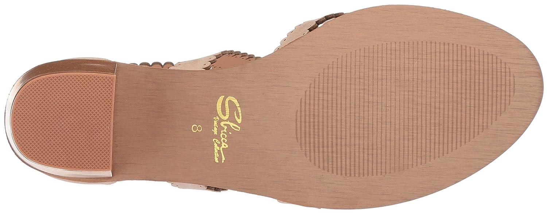 Sbicca Womens Tassie Heeled Sandal