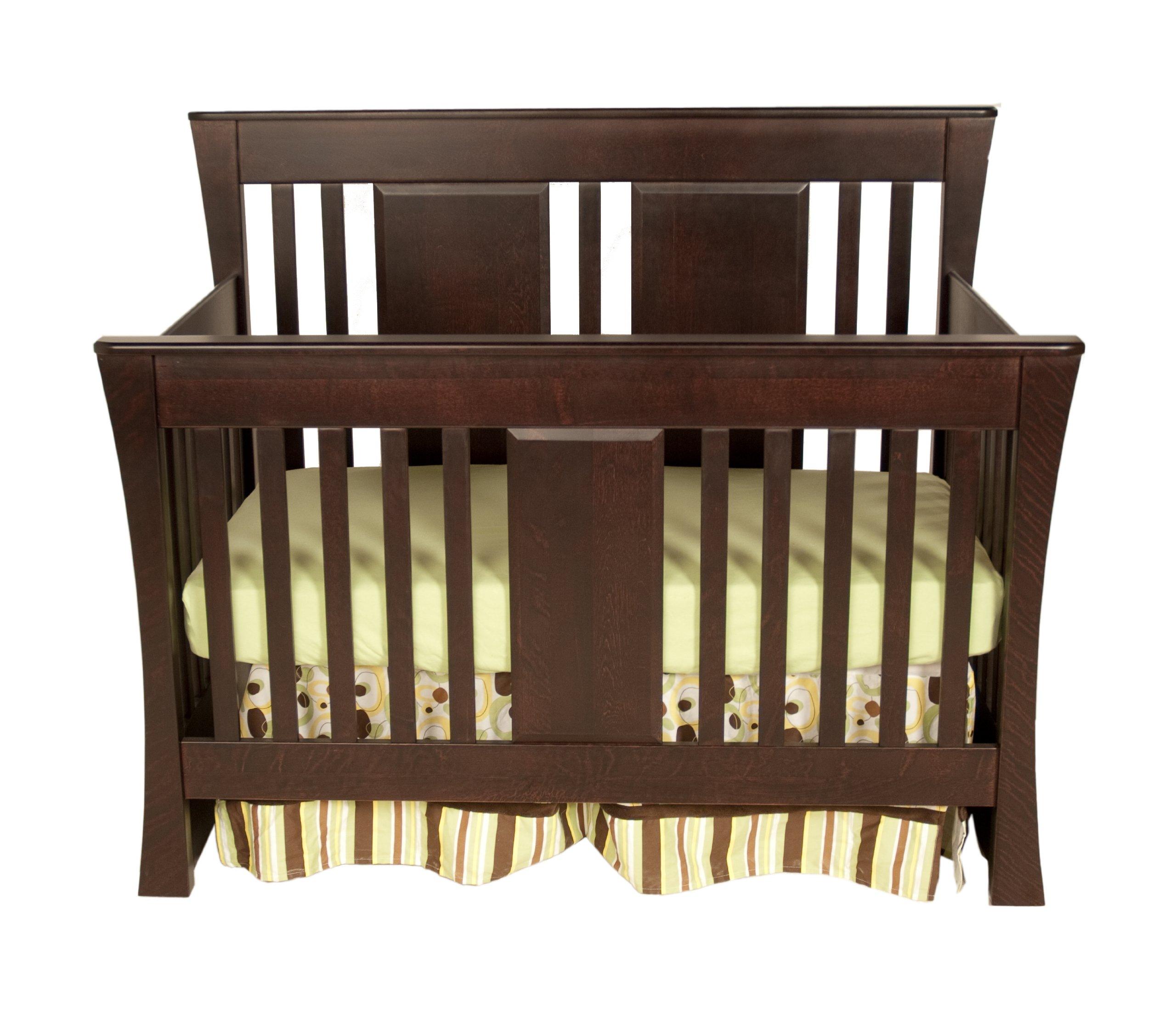Offspring Kenora Convertible Crib, Vintage