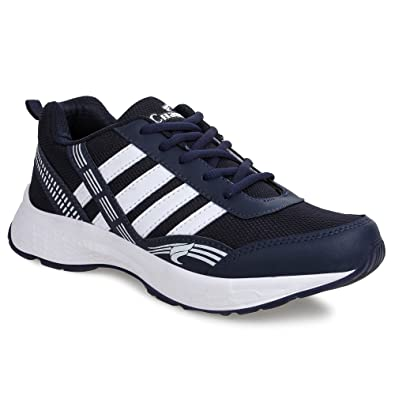 db370447d3e Champs Men s Running Shoes - Energy Navy Blue White 10  Buy Online ...