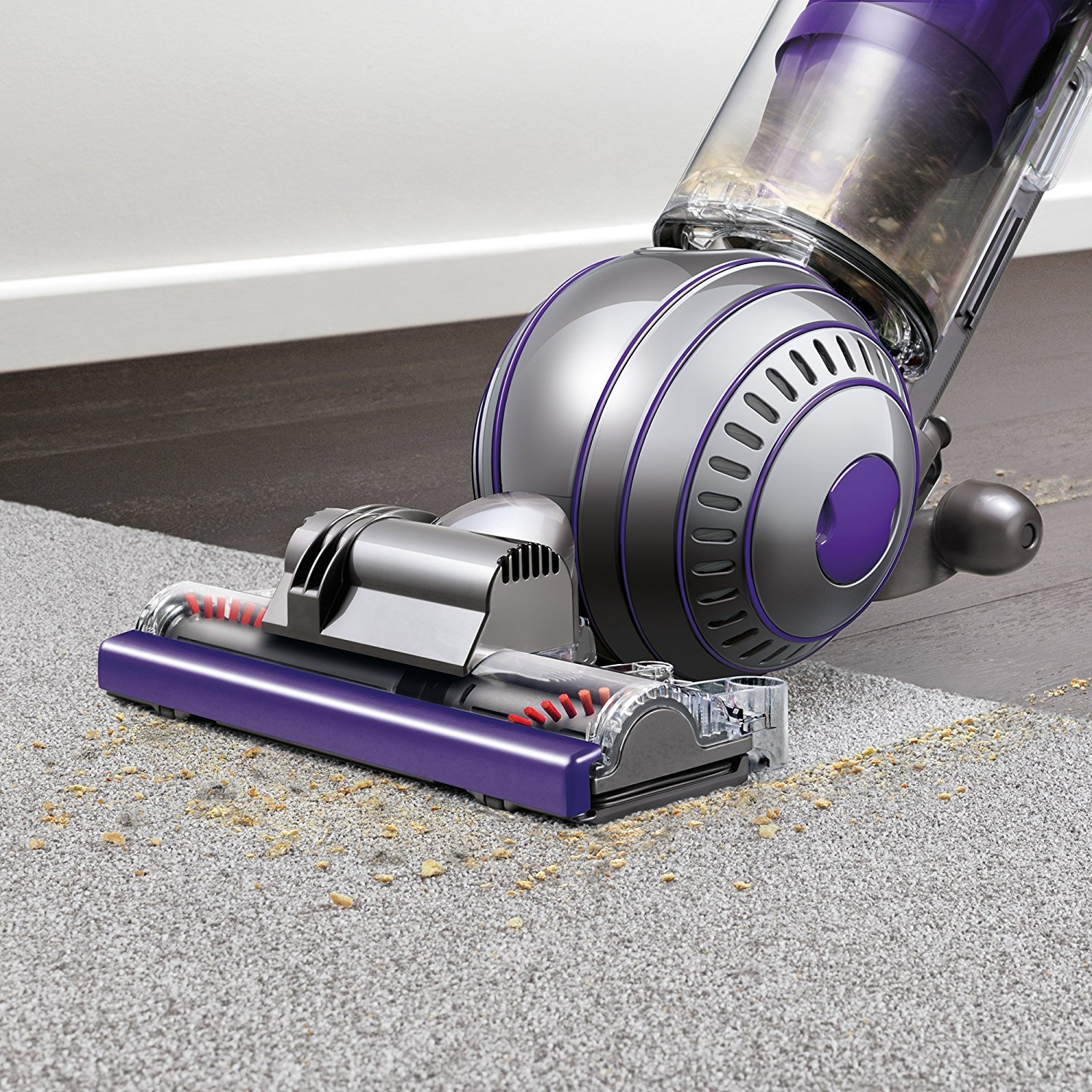 Dyson Ball Animal 2 Upright Vacuum, Iron/Purple (Certified Refurbished) by Dyson (Image #5)