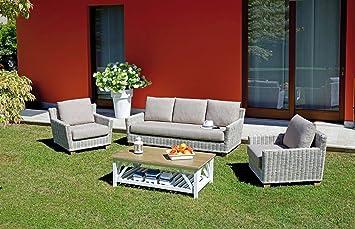 Greenwood Muebles Jardín pes29 Muebles de Fibra Natural ...