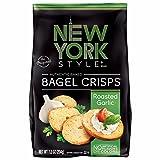New York Style Bagel Crisps - Convenient Variety