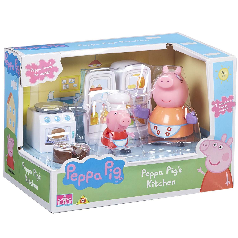 Peppa Pig 5 Piece Kitchen Playset [並行輸入品]   B06Y5XSLP9
