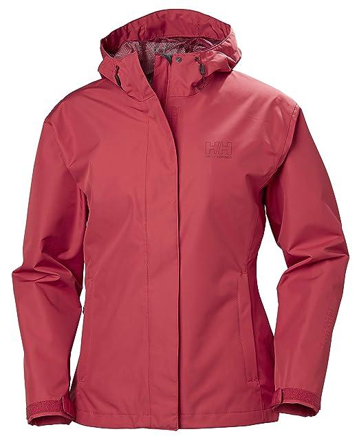 niskie ceny Hurt wylot Helly Hansen Women's Seven J Waterproof, Windproof, and Breathable Rain  Jacket with Hood