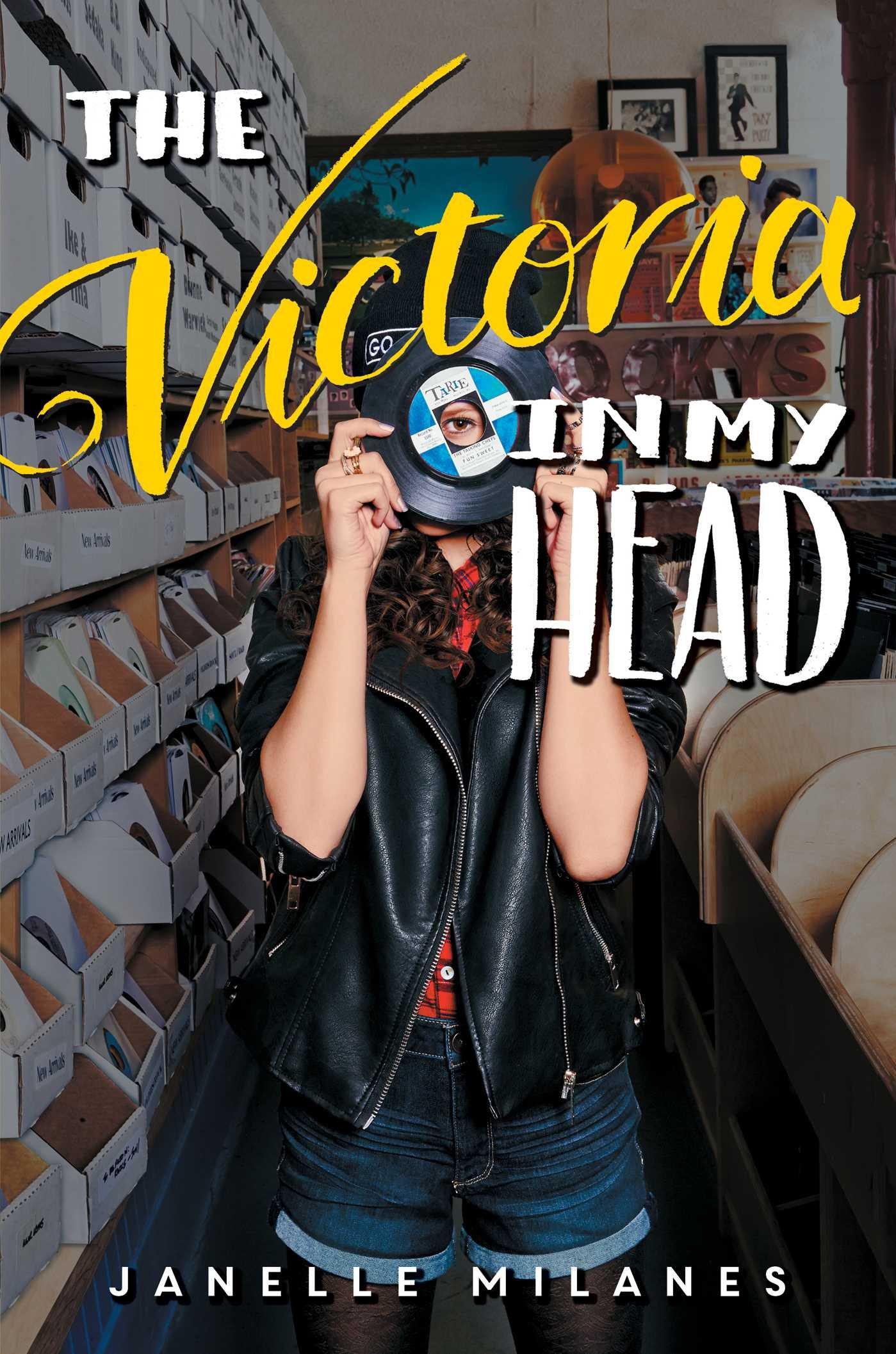The Victoria in My Head pdf