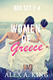 Women of Greece Box Set 2-4