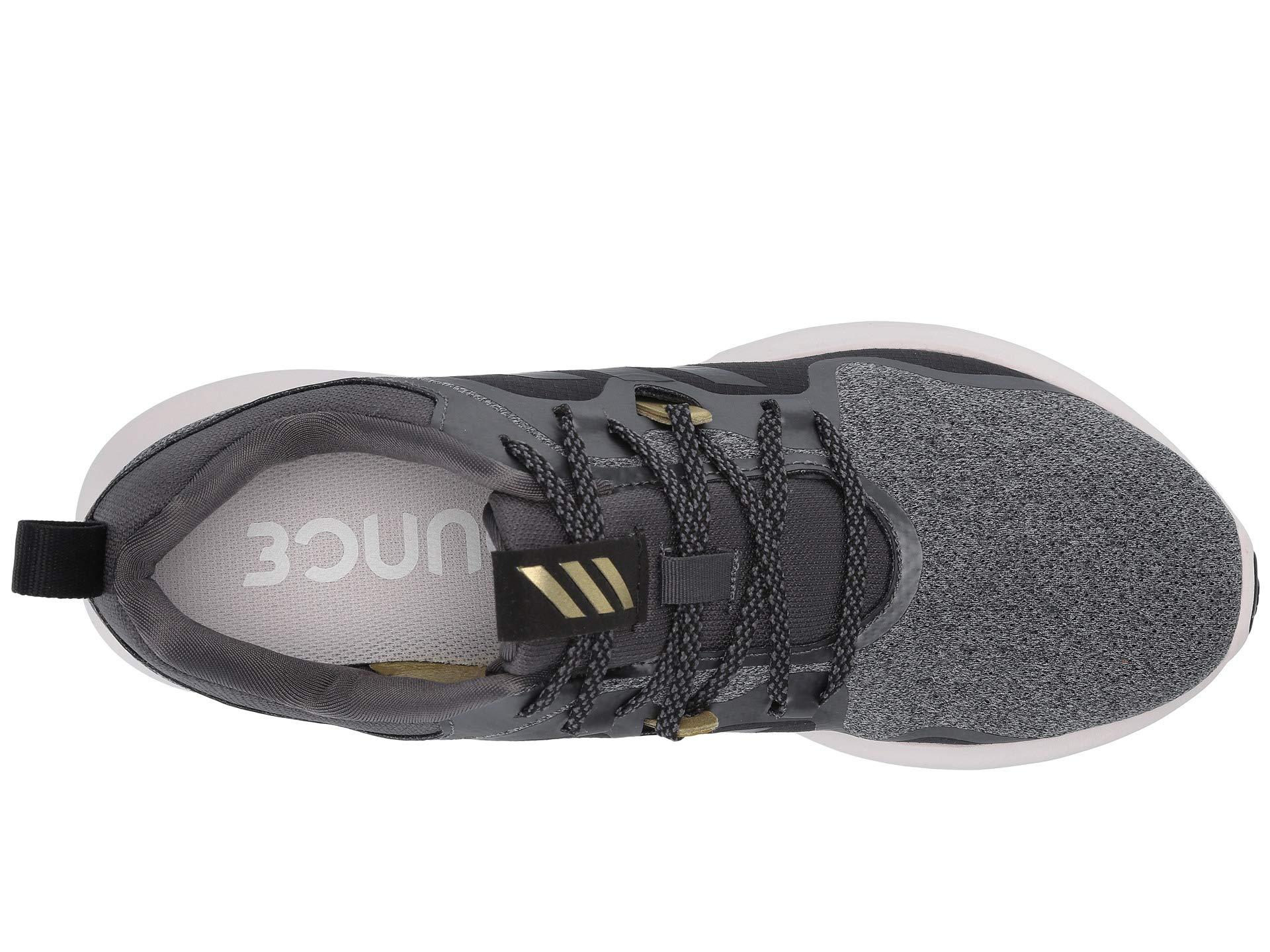 adidas Running Women's Edgebounce Core Black/Core Black 5 B US by adidas (Image #9)