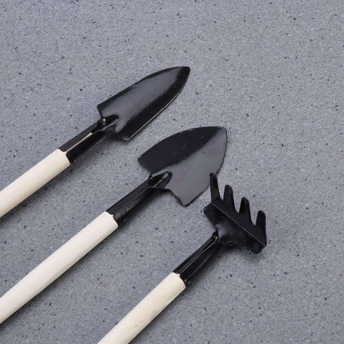 Mini-Werkzeug Garden Leaf Trimmer OUNONA Garten-Werkzeuge Set von 8