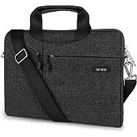 15.6 Inch Laptop Bag EKOOS Laptop Sleeve Case Messenger Computer Waterproof Shoulder Bag Notebook Handbag Carrying Case…