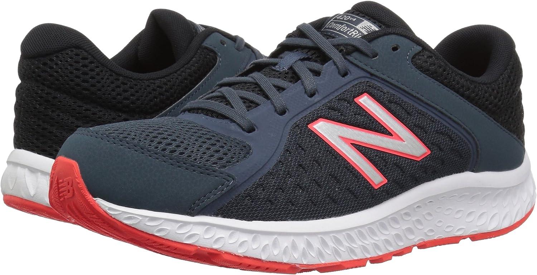New Balance M420L - Zapatillas de Running para Hombre, Color Gris, Talla 42 EU: Amazon.es: Zapatos y complementos