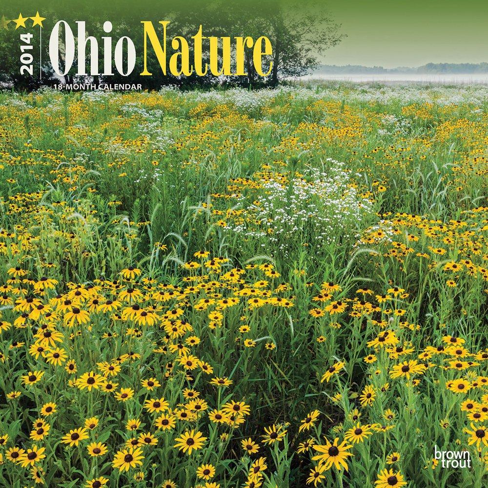 Ohio Nature 18-Month 2014 Calendar (Multilingual Edition) ebook