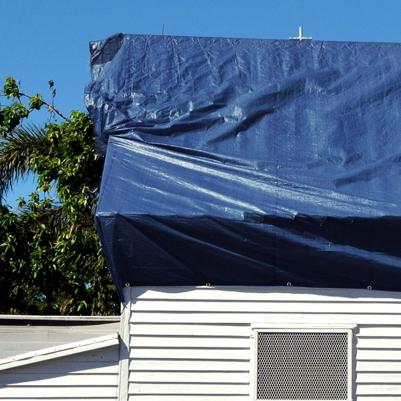 casa pura® - Lona de protección de polietileno, alta densidad (260 ...