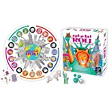 Gamewright Rat-a-Tat Roll A Fun Numbers Dice Game