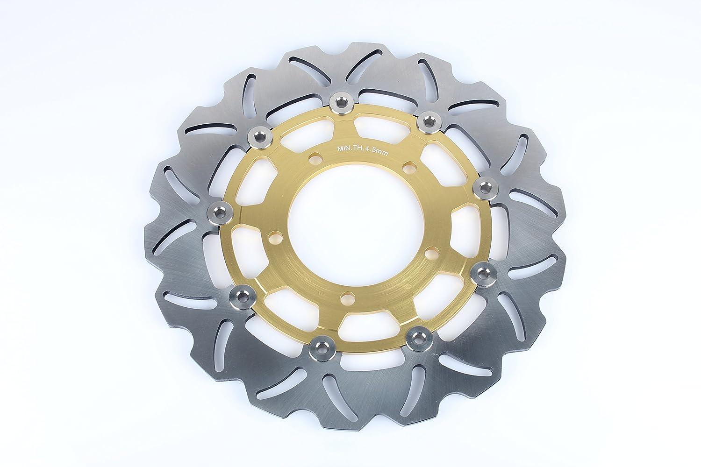 TARAZON 1 paire de disques de frein avant pour GSXR 600 GSXR 750 2006 2007 GSXR1000 2005 2008
