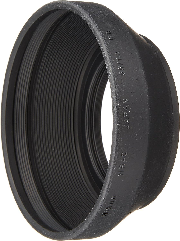 am/éliorant ainsi le contraste et la qualit/é fabriqu/é /à partir dun mat/ériau de qualit/é parasoleil en plastique portatif de qualit/é HB-7 pour Nikon AF 80-200 mm f//2.8D ED Parasoleil dappareil photo