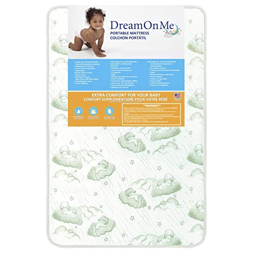 dream on me graco pack n play mattress