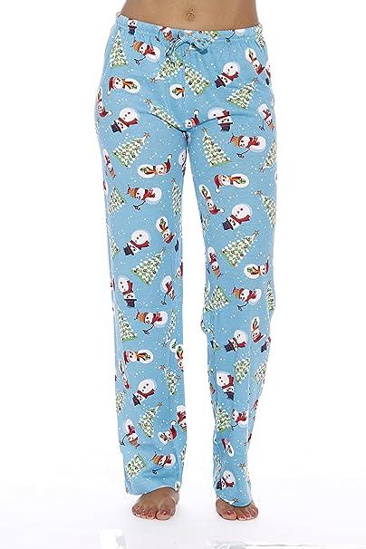 cb9047918883 Just Love Women Pajama Pants - Holiday Prints at Amazon Women s ...