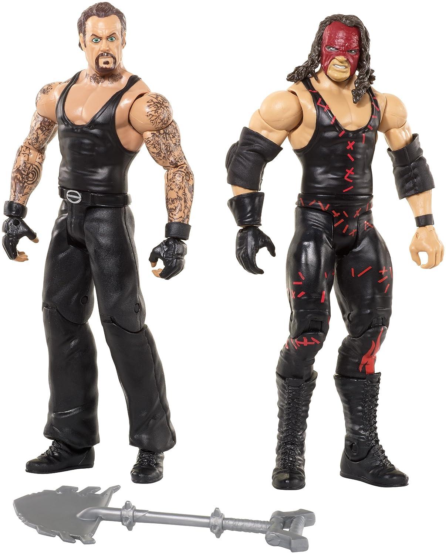 WWE Kane /& Undertaker Action Figure 2 Pack Mattel DXG29